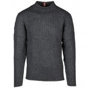 Roald - Men Roll Neck XXL, Light Grey Melange