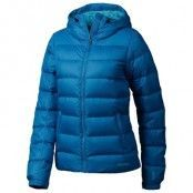 Women's Guides Down Hoody S, Dark Atomic