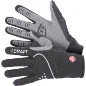 Power Windstopper Glove 6, Black/White
