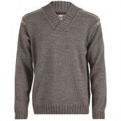 Alpina Masculine Sweater L, Smoke/Light Charcoal
