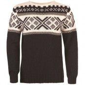 Voss Masculine Sweater S, Navy/Offwhite/Beige