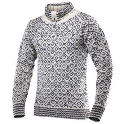 Svalbard Sweater Zip-Neck