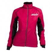 Light Training Jacket Womens S, Bright Fuchsia