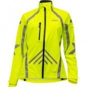 RaceX Elements Jacket Womens L, Vistech Yellow