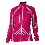 RaceX Elements Jacket Womens XL, Bright Fuchsia
