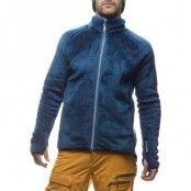 Men's High Loft Sherpa Jacket L, Blue Moon