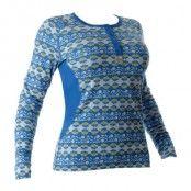 Gunborg Underwear L, Blue/Yellow Pattern