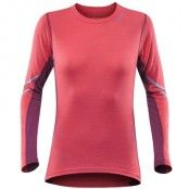 Sport Woman Shirt L, Poppy/Beetroot