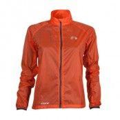 Iconic Feather Jacket Women's XL, Orange