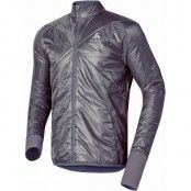 Jacket Primaloft® Loftone Men's S, Black - Odlo Graphite Grey