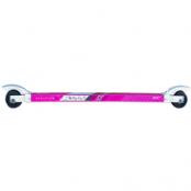 Elpex Roller Ski Evolution V PU Rosa Hjul Rullskidor