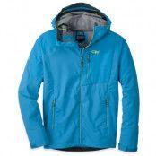 Trailbreaker Jacket, Men's XL, Hydro