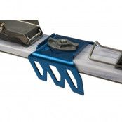 Universal Telemark Ski Crampon - Up to 115mm 96, Blue
