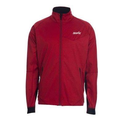Carbon Jacket Men's L, Rød
