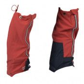 Peak Slim Fit Gaiters S, Weathered Red