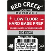 Red Creek Low Fluor Base Prep