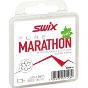 Swix Marathon White Fluor Free ,40g