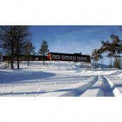 Nybörjarläger på Långberget 22-26 jan vandrarhem